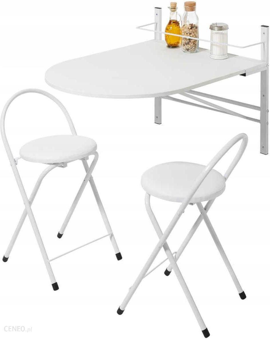Składany Stolik Kuchenny Barek 2 Krzesła Opinie I Atrakcyjne Ceny Na Ceneopl