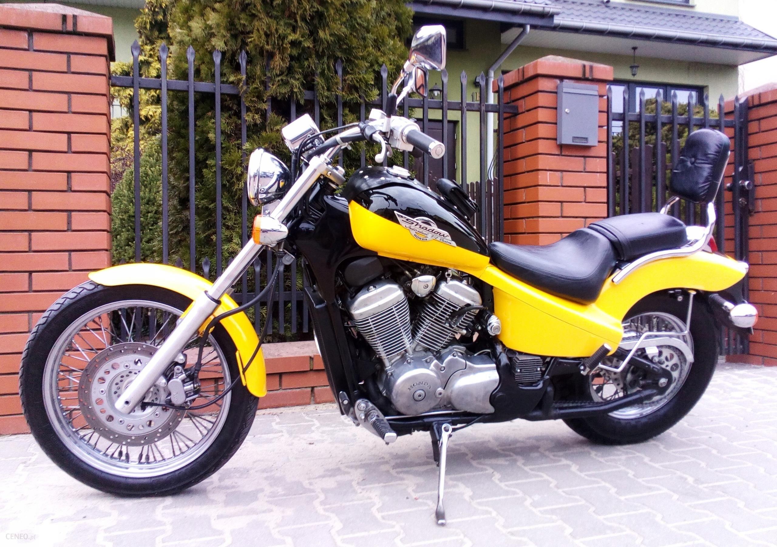Honda Shadow Vt 600 Individual V2 Custom Opinie I Ceny Na Ceneo Pl