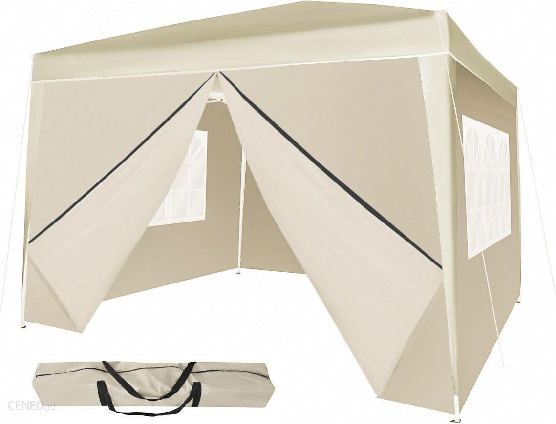 Pawilon Handlowy Ekspresowy Namiot Ogrodowy 3x3m z Ceny i