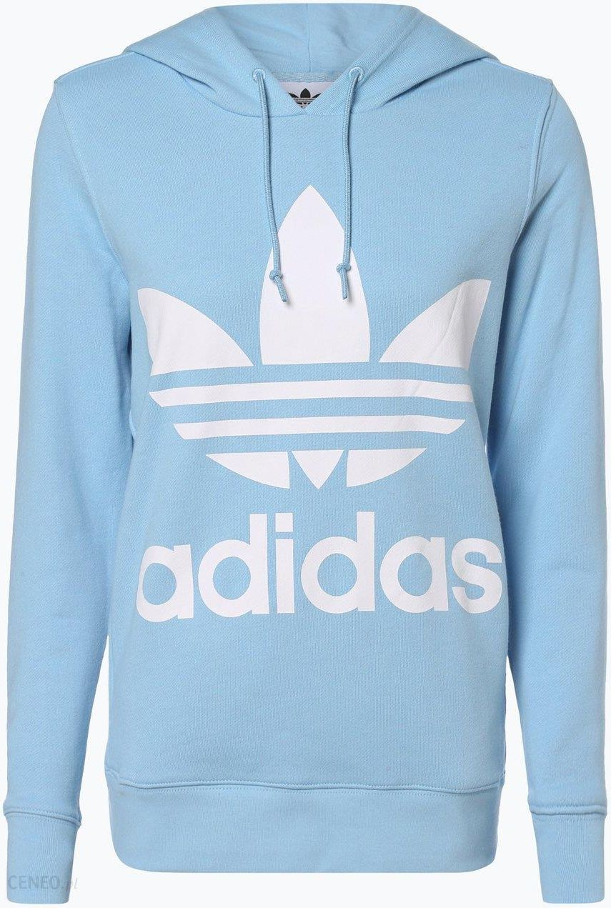 Sklep: bluza adidas originals color block damska sweter sportowy