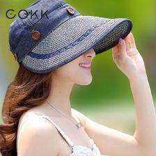 a31d5c3a0 AliExpress COKK kapelusze kobiety szeroki duży kapelusz z opadającym rondem  lato plaża słońce kapelusz słomkowy kapelusz