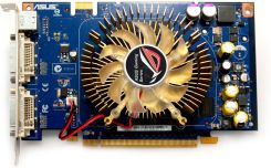 ASUS GEFORCE 8600GT EN8600GT OC GEAR/HTDP/256M DRIVERS WINDOWS