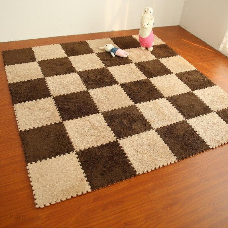 Aliexpress 30x30 Cm Dzieci Pianka Dywan Dywany Salon Podłoga Maty Antypoślizgowe Poduszki Pokoju Dziecka Czołgania Pad Sypialnia Puzzle Mat Tapetes