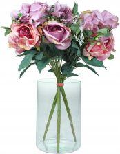 d030b0689fde05 Ekskluzywne Kwiaty Sztuczne - Jak Żywe 21 Róż 48CM