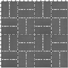 Deska Podłogowa Płytki Tarasowe 11 Szt Wpc 30 X 30 Cm 1 M Sz Opinie I Ceny Na Ceneopl