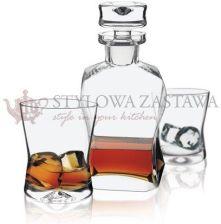 4e372f84b2e6fe Krosno Komplet Do Whisky Karafka + 6 Szklanek Lifestyle