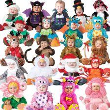 c6e67060a7ced2 AliExpress Chłopiec dziewczyna Pajamasl dzieci piżamy kombinezony dziecięce  wiosna jesień Funny Animal piżamy Cosplay Halloween boże