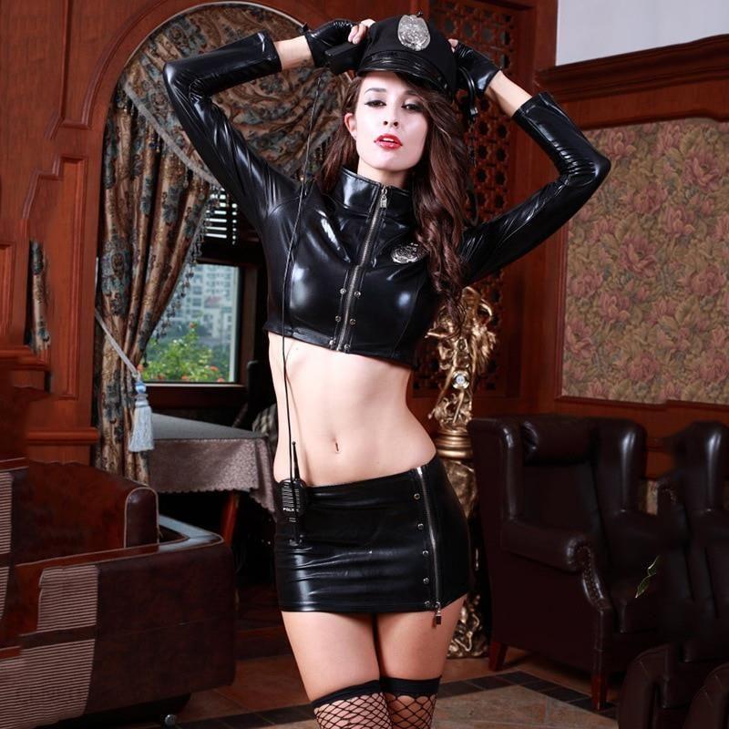 AliExpress Erotyczne Kobiety Cosplay Kostiumy Sexy Policji