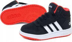 1d0e4ebc6 Buty Adidas Dziecięce Hoops MID 2.0 B75945 R. 24 Allegro