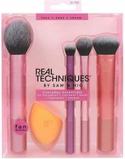 Real Techniques Everyday Essentials Brush Set 15939
