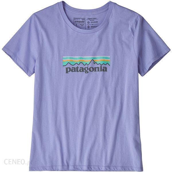 Koszulka damska Pastel P 6 Logo Organic Cotton Crew