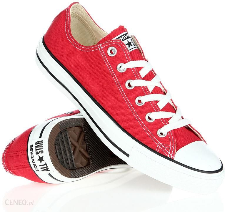 trampki CONVERSE CHUCK TAYLOR ALL STAR CORE RED