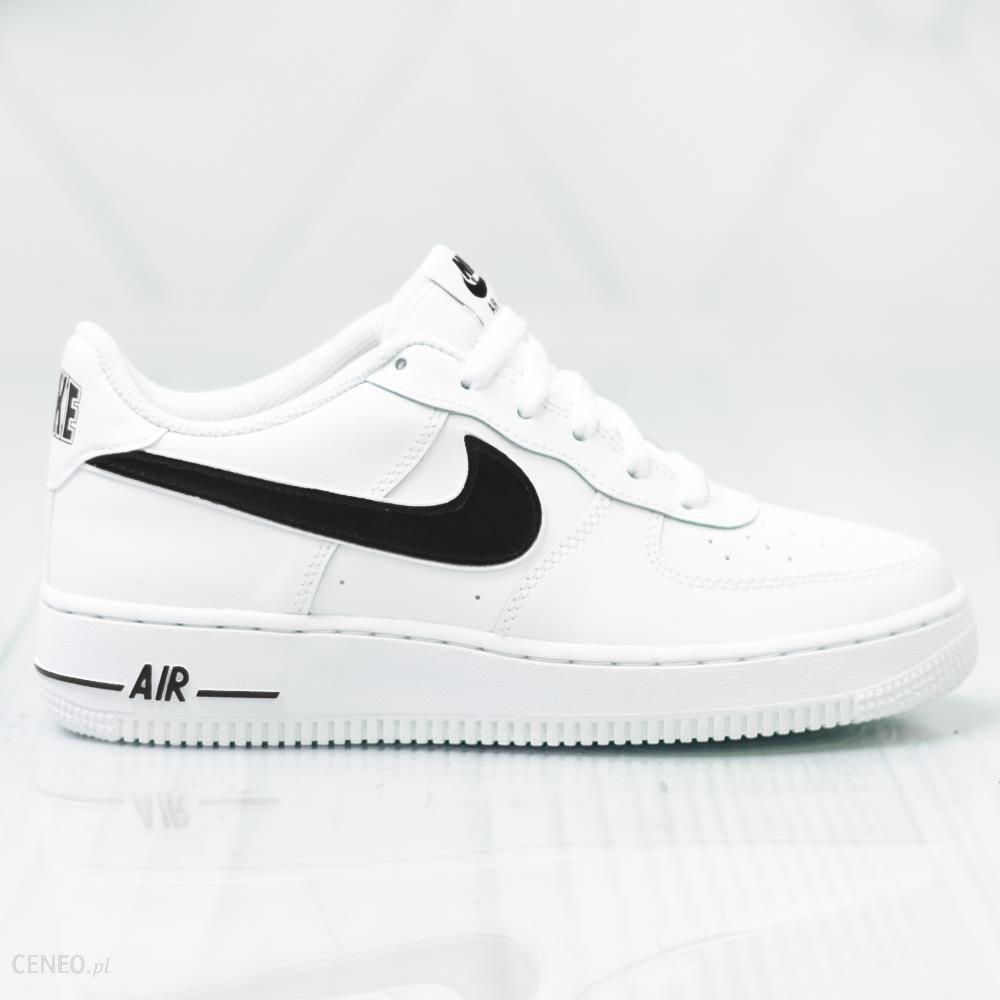 Buty Damskie Nike Air Force 1 3 GS White Black (AV6252 100