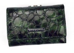 359fd2dc99925 Portfel damski skórzany PELLUCCI FZ-117 Zielony - zielony
