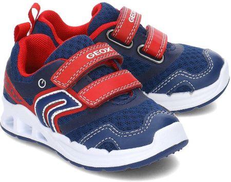 6bfc1f3bcbdb5 Geox Baby Dakin - Sneakersy Dziecięce - B922PB 01454 C0735 21-23 -  Granatowy. Kup teraz. Buty sportowe GeoxGeox ...