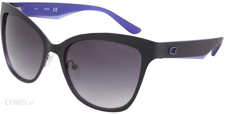 Guess Okulary przeciwsłoneczne GU7465 82B Ceny i opinie Ceneo.pl