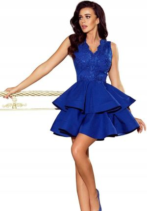c92177959e Elegancka Sukienka Aurora Wesele Chabrowa Xs Allegro