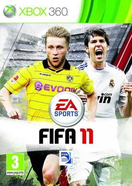Fifa 11 Gra Xbox 360 Ceneo Pl