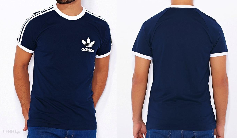 Adidas Originals Koszulka Retro California Tu XL Ceny i opinie Ceneo.pl