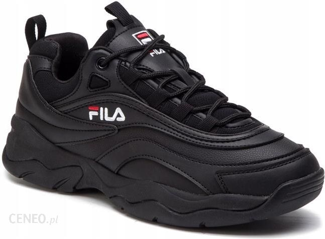 Buty FILA Disruptor LOW czarne (r.44 12) nowe, oryginalne