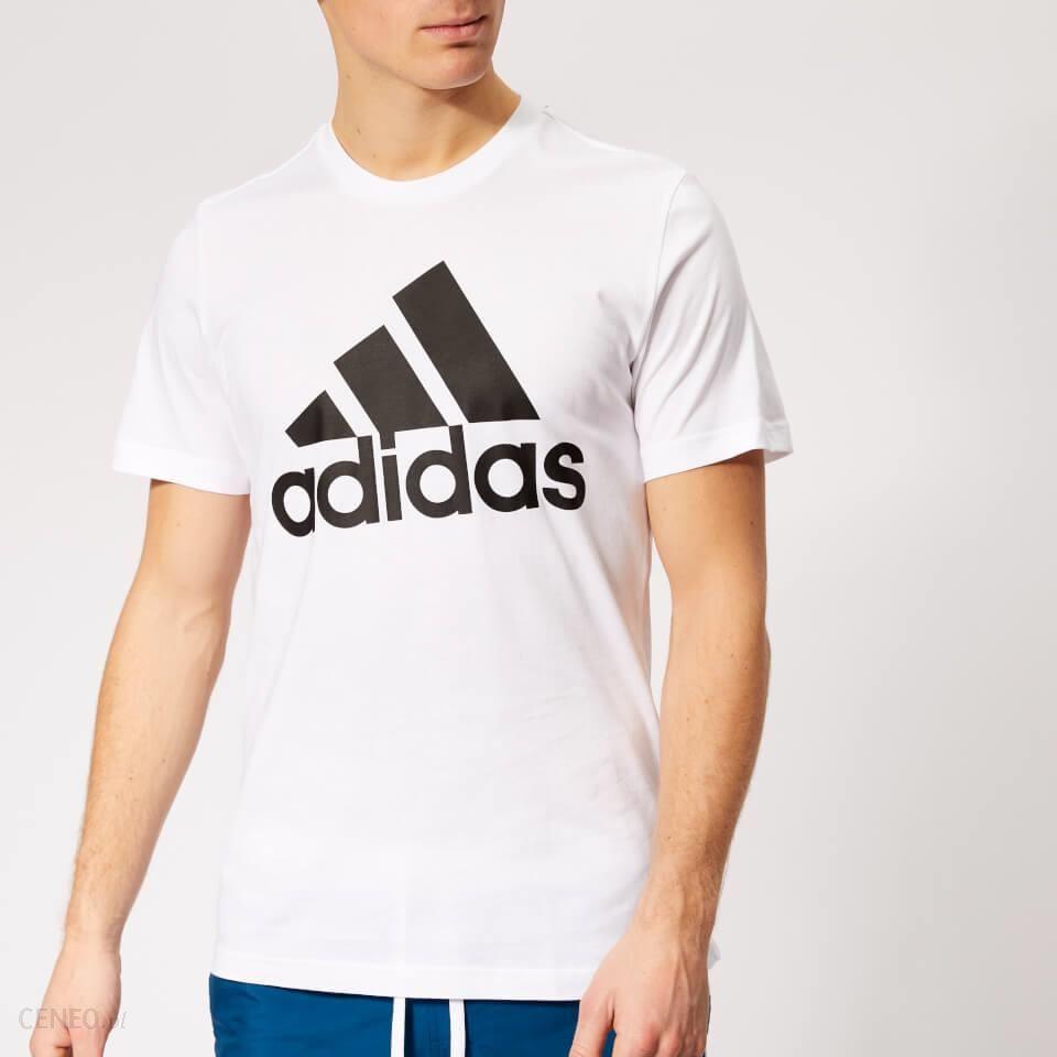 adidas Must Haves Badge of Sport Tee Czerwony | adidas Poland