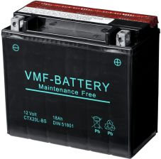 404287 Vmf Powersport Akumulator Liquifix 12 V