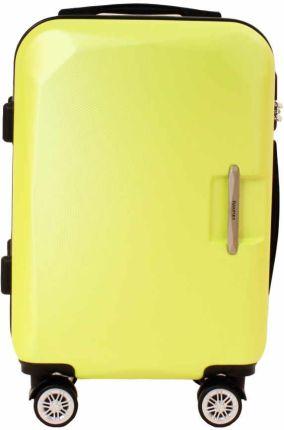 2fe3980fda288 Podobne produkty do Airtex- Worldline duża walizka kabinowa na czterech  kółkach Żółty. Mała walizka Sumatra Alaska 1101C
