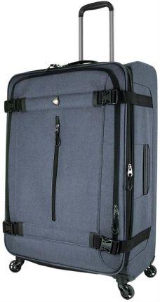 a2271e11bd478 Caterpillar Cube Combat Visiflash Black CAT duża walizka - Ceny i ...