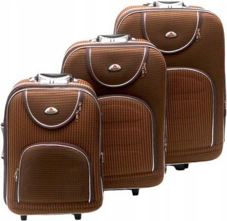 926a385ba9562 Komplet walizek MODO by Roncato zestaw duża + średnia + mała ...