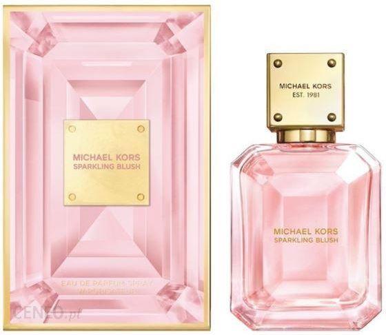 1707d7fdbe442 Perfumy Michael Kors Sparkling Blush Woda Perfumowana 100ml - zdjęcie 1