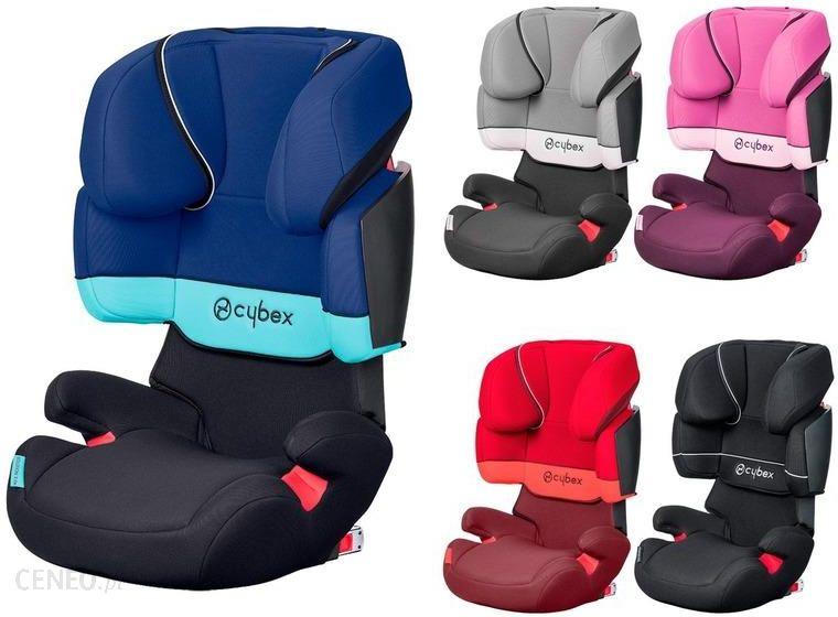 fotelik cybex solution x fix 15 36kg ceny i opinie. Black Bedroom Furniture Sets. Home Design Ideas