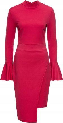 9ce7fba521 Sukienka czerwony 48 50 4XL 5XL 938848 bonprix - Ceny i opinie ...