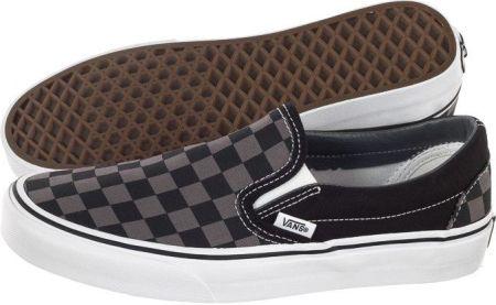 Czarne Tekstylne Buty Damskie Trampki Vans rozmiar 35 Ceny
