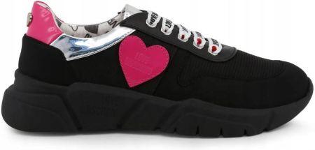98545641 Love Moschino damskie sneakers czarny 40 Allegro