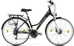 Merida Freeway 9500 Disc Lady matt black gray 28