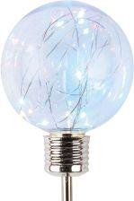 Obi Lampa Solarna Kula Rgb 20xled Ip44 Ceny I Opinie Ceneopl