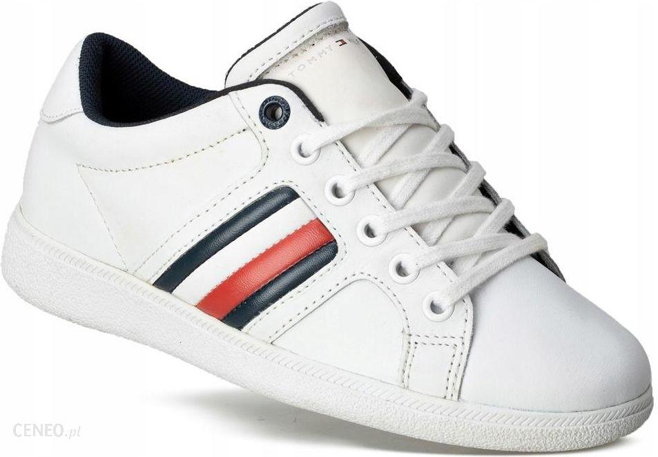 397f3c72d7861 Produkt z Outletu: Adidasy Dziecięce Buty trampki Tommy Hilfiger - zdjęcie 1