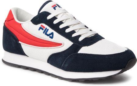 finest selection 02cf1 f1bc6 Sneakersy FILA - Orbit Jogger N Low 1010589.21B Dress Blue Marshmallow  eobuwie. Buty sportowe męskie ...