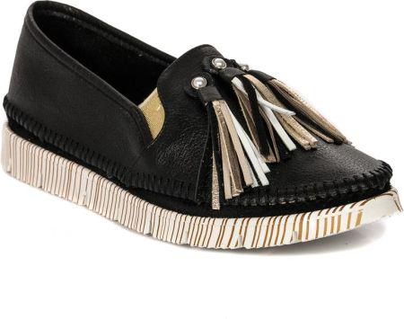 Czarne buty damskie na platformie J.STAR 112 Ceny i opinie
