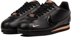 Buty Damskie Nike WMNS Classic Cortez Premium BlackRoseGold (905614 010) Ceny i opinie Ceneo.pl