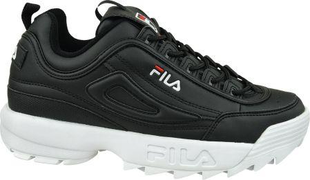 Buty Meskie Sneakersy Fila Disruptor Low 1010262 25y Czarny Ceny I Opinie Ceneo Pl