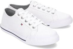 81fae0ca3a327 Tommy Hilfiger Essential Sneaker - Trampki Damskie - FW0FW03853 100 - Biały