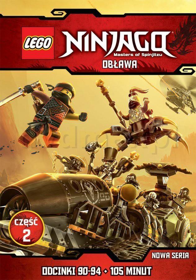 Film Dvd Lego Ninjago Obława Część 2 Dvd Ceny I Opinie Ceneopl