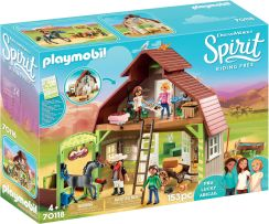 Playmobil Spirit Riding Free Boks Stajenny 70118