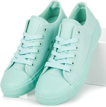 4928c9836337e Podobne produkty do Sneakersy Złote Brokatowe Na Koturnie Biały Nosek
