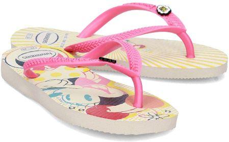 na stopach o najbardziej popularny gdzie kupić Havaianas Fantasy - Japonki Dziecięce - 4103405 2108 ...