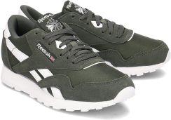 92b84b6ac63 Reebok Classic Nylon - Sneakersy Dziecięce - CN5021 - Zielony