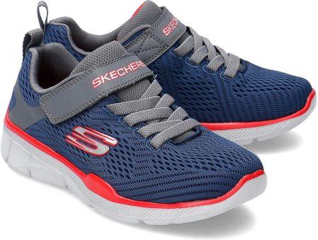 a1a6884d Skechers Equalizer 3.0 Final Match - Sneakersy Dziecięce - 97923L/NVGY -  Granatowy. Kup teraz. Buty sportowe ...