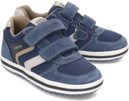 c46403f3c5dbc Geox Junior Vita - Sneakersy Dziecięce - J92A4A 01422 C4289 - Niebieski.  Kup teraz. Buty sportowe ...