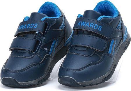 8de17cfe ... modowe dziecięce Nike Recreation. B706-8A Navy/blue Granatowe Sportowe  Buty 27 Allegro